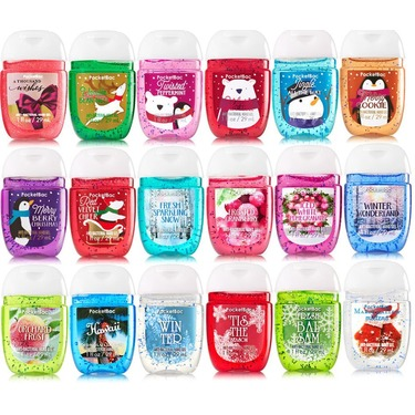 Bath and Body Works PocketBac Hand Sanitizers