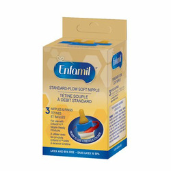 Enfamil Standard Flow Soft Nipple