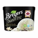 Breyers Creamery Style French Vanilla