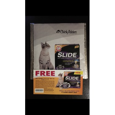 Arm & Hammer Slide Easy Clean-Up Clumping Litter (Multi-Cat)