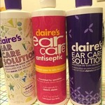 Claire's Ear Care Solution