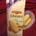 Monaco mint chocolate cookies