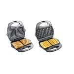 T-FAL EZ Clean Nonstick Sandwhich and Waffle Maker