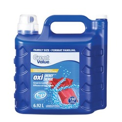 Great Value Oxi Energy Laundry Detergent