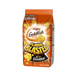 Pepperidge Farm Goldfish, Flavour Blasted Xtreme Cheddar