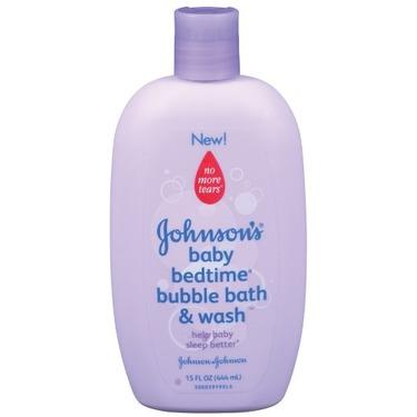 Johnson's® Baby Bedtime® Bubble Bath