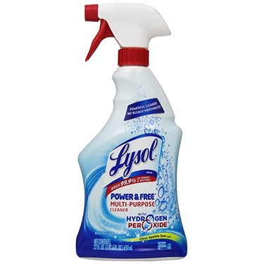 Lysol with Hydrogen Peroxide Multi-Purpose Cleaner
