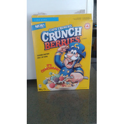 Capitan crunch berries