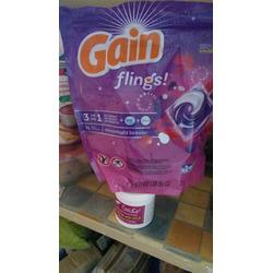 Gain Flings 3 in 1 Detergent