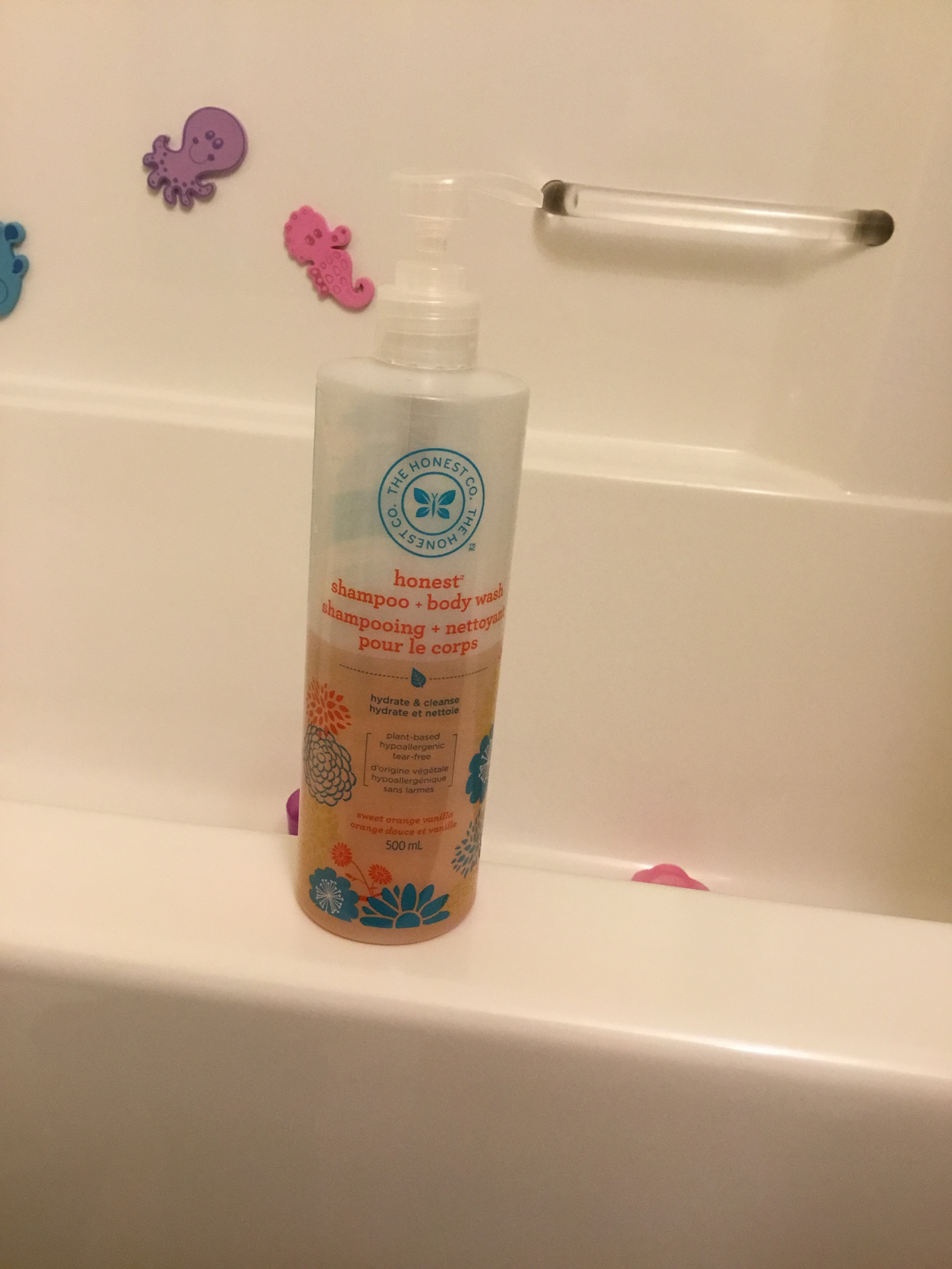 338b720a996 Honest Company Hair & Body Wash reviews in Baby Bathing - Shampoo ...