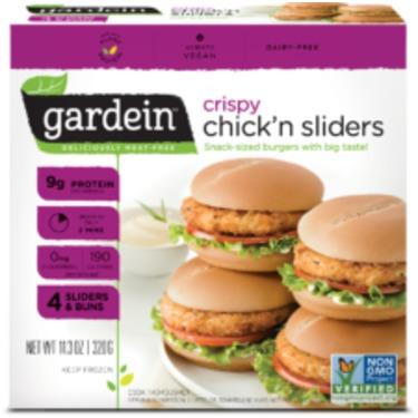 Gardein Crispy Chick'n Sliders