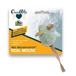 OurPets Play-N-Squeak Wee MouseHunter Kitten Toy