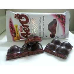 NESTLE AERO® Dark Cherry Truffle Bubble Bar