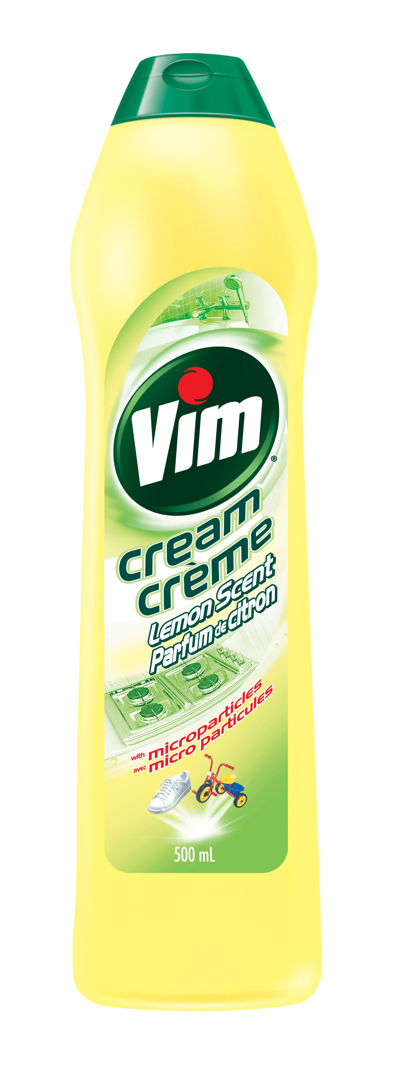 Vim Cream Cleaner In Lemon Scent Reviews In Household Cleaning - Cleaning stuff for bathroom