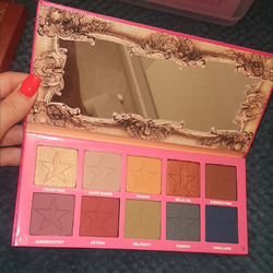 jeffree star androgyny palette
