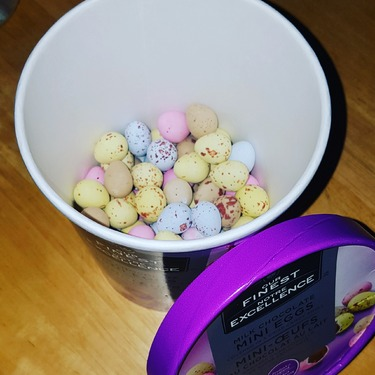 Our Finest Milk Chocolate Mini Eggs