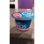 OIKOS GREEK YOGURT, GRAPEFRUIT SWIRL LIMITED EDITION