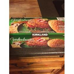 Kirkland Garden Burgers