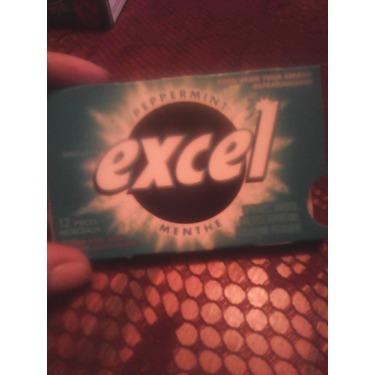 Excel peppermint gum