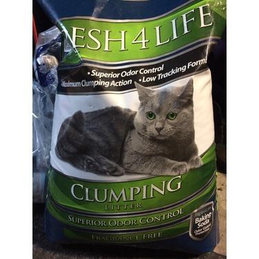 FRESH 4 LIFE clumping