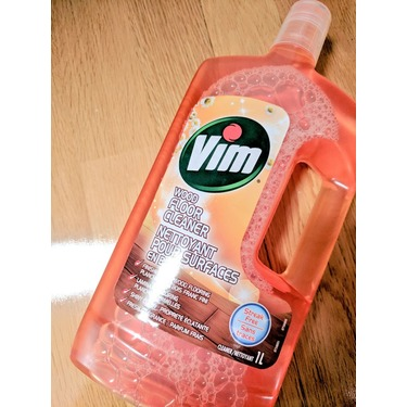 Vim Wood Floor Cleaner