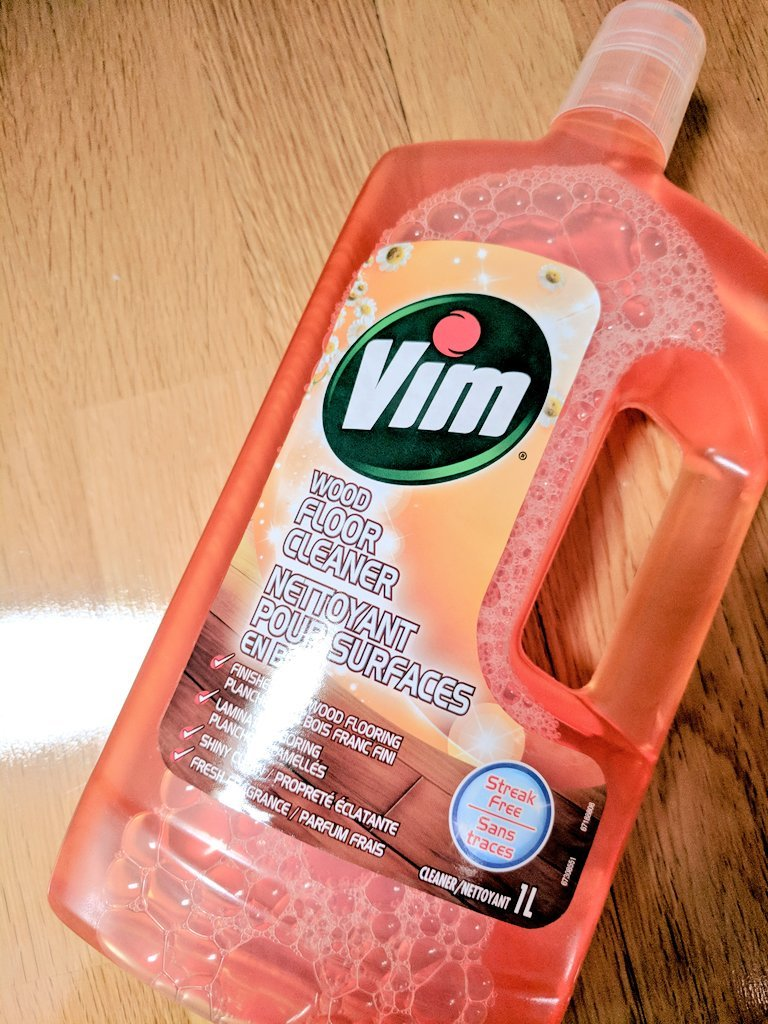 Vim Wood Floor Cleaner Reviews Household Cleaning Products Rated
