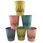 Genevieve Avani Unique Bamboo Drinking Cups (6)
