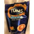 Tums Chewies Antacid - Orange Rush