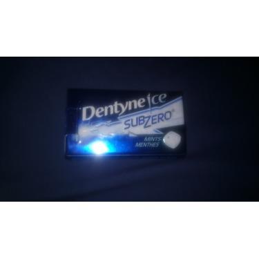 Dentyne Ice SubZero
