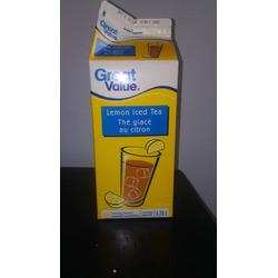 Great value Ice tea