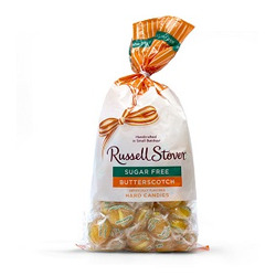 Russell Stover sugar free butterscotch