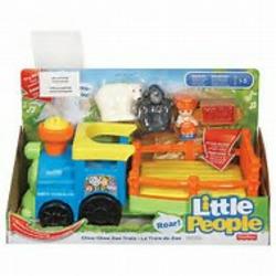 Little People Zoo train