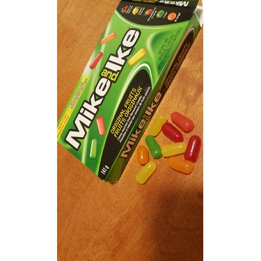Mike and Ike Original Fruit