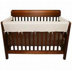 Jolly jumper crib railing guards