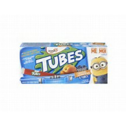 Yoplait Minions yogurt tubes