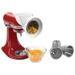 Kitchenaid grater attachments for stand mixer
