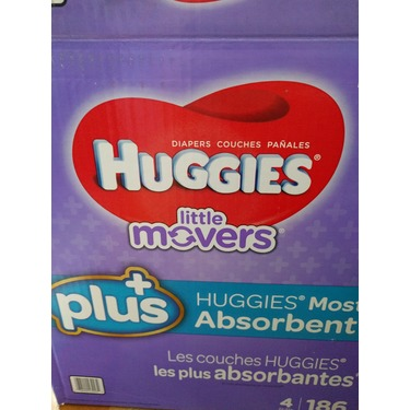 huggies baby diapers, little mover