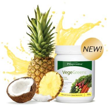 progressive vegegreens