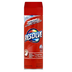 Resolve carpet spray