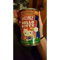 Heinz Pasta in Tomato Sauce-Hello Kitty