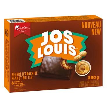 Vachon Jos Louis Peanut Butter Cake Bars