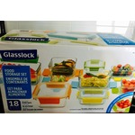 Glasslock Food Storage Set