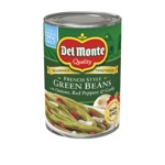 Del Monte Seasoned French Style Green Beans