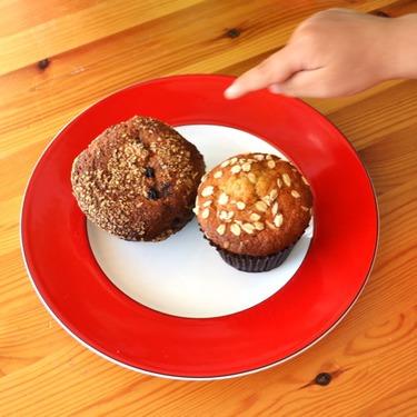Good & Simple Fruit + Fibre Muffins