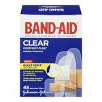 Band-Aid Transparent Comfort-Flex