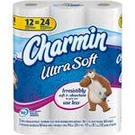 Charmin Ultra Soft Mega Roll Toilet Paper