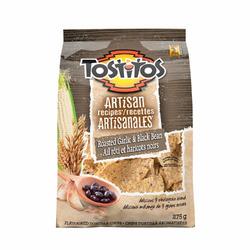 Tostitos Artisan Roasted Garlic and Black Bean