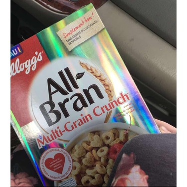 All Bran Multi-Grain Crunch Cereal