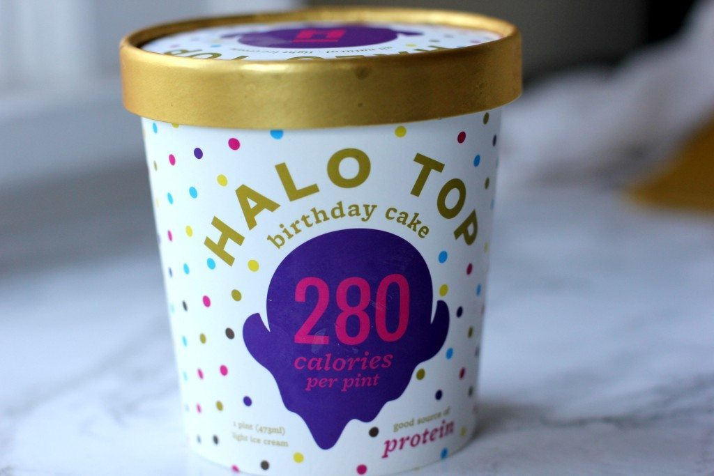 Astounding Halo Top Birthday Cake Reviews In Frozen Desserts Familyrated Birthday Cards Printable Benkemecafe Filternl