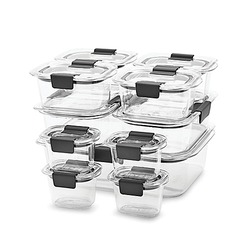 snap lid rubbermaid